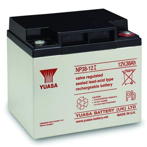 Batery Ups Yuasa Np 1 2 12 buy yuasa np38 12 vrla battery yuasa np range
