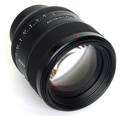 Sony Fe 85mm F 1 4 Gm Lens Hitam sony fe 85mm f 1 4 gm lens mac store