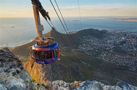 table mountain aerial cableway take in spectacular views on the s most iconic cable