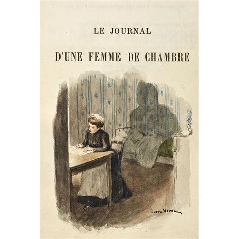 le journal d une femme de chambre edition books mirbeau octave le journal d une femme de chambre ch