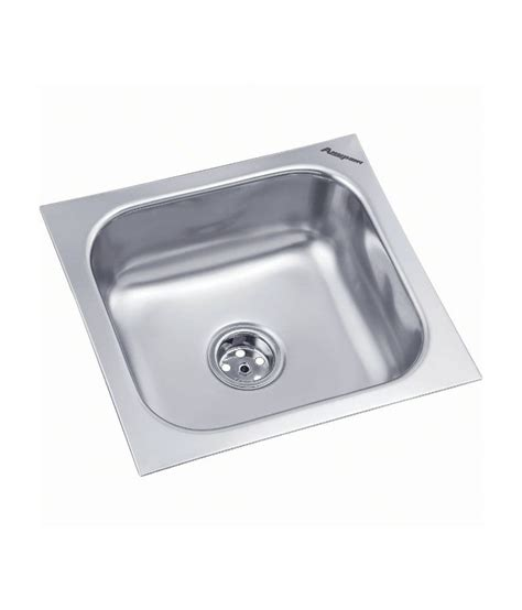 buy kitchen sink buy anupam kitchen sink on snapdeal paisawapas