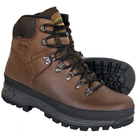 mens walking boots meindl mens burma pro mfs gtx walking boots uk 8 12 ebay