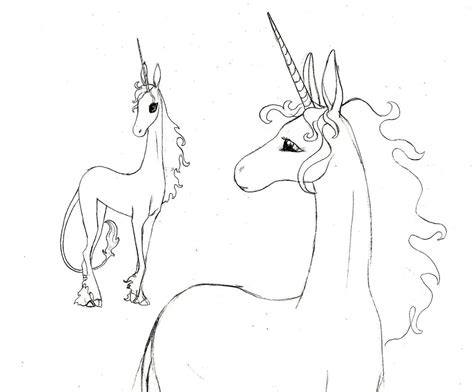 last unicorn coloring page last unicorn coloring pages sketch coloring page