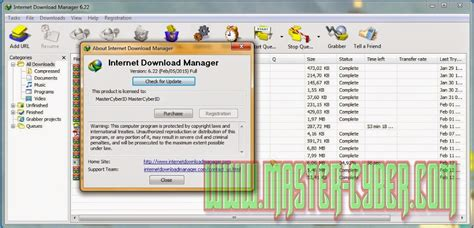cara membuat full version internet download manager cara install internet manager full crack chueroper