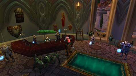 Auction House Wow by Auctioneers In Dalaran Shattrath Rapid