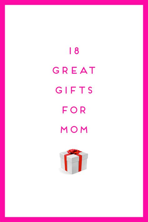good gifts for mom holiday gift guide 18 great gifts for mom design darling