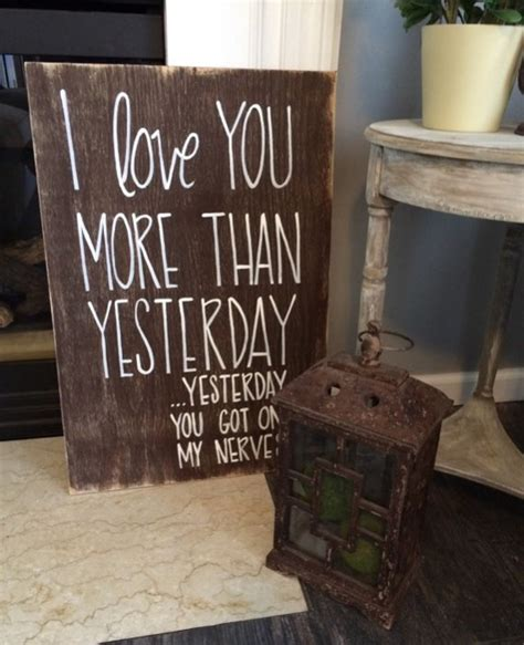 Handmade Sign Ideas - 52 diy pallet signs ideas with great quotes
