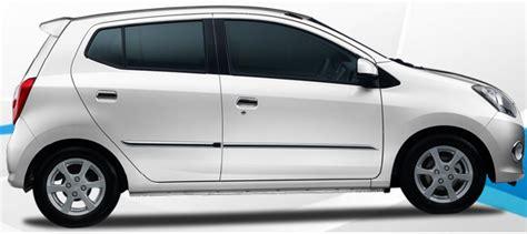 Mobil Ayla Putih by Info Daihatsu Ayla