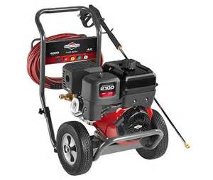 briggs stratton 20507 4000 psi gas pressure washer pw