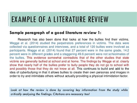 format artikel review writing a literature review a quick guide