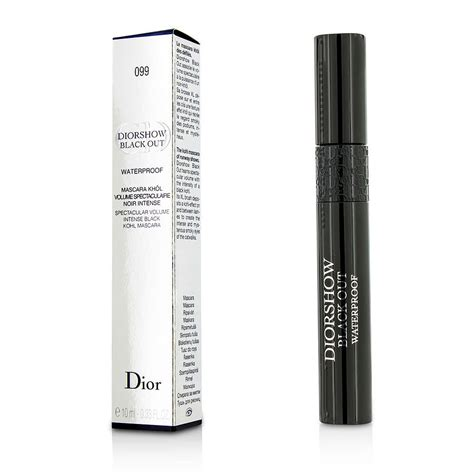 Diorshow Blackout Mascara Review by Christian Diorshow Black Out Mascara Waterproof