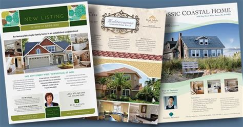 real estate flyer template word best business template