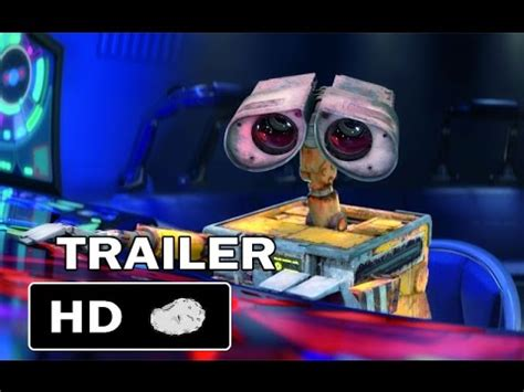 Wall E Review And Trailer by Interstellar And Wall E Trailer Mash Up Wall E 2