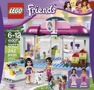 Walmart Bathtub Spa Lego Friends Heartlake Pet Salon 41007 My Lego Style
