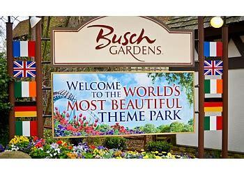 Busch Gardens Williamsburg Customer Service by 3 Best Amusement Parks In Newport News Va Threebestrated