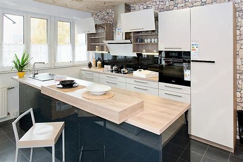 zweizeilige küchen schlafzimmer betten leder