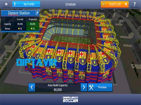 cara membuat logo dream league soccer cara modifikasi stadion dream league soccer 2017 agar