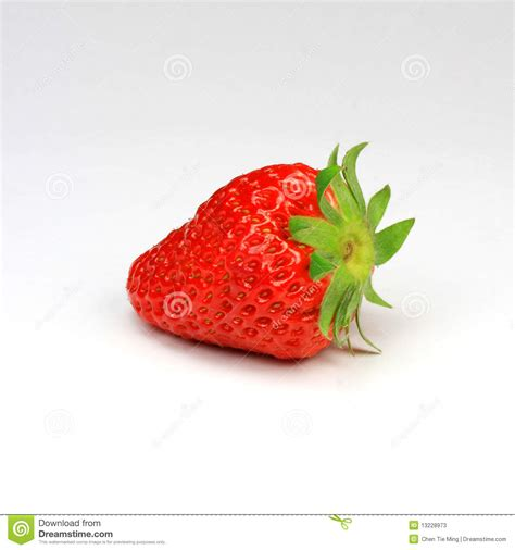carbohydrates a strawberry 1 strawberry stock image image of proteins strawberries