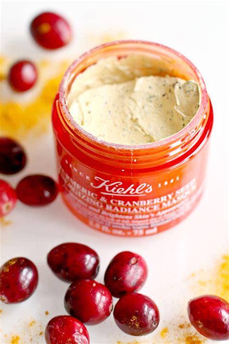 Masker Kiehl S kiehl s maskers met koriander en cranberries beautylab nl