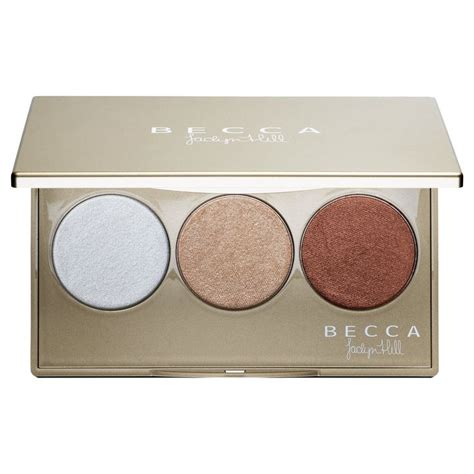 Becca Shimmering Skin Protector Pressed Powder Chagne Pop becca shimmering skin perfector 174 pressed chagne glow