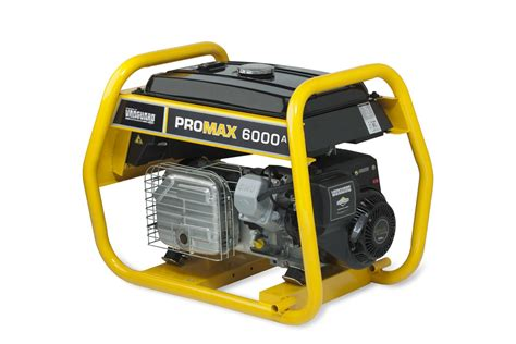 Mixer Promax briggs stratton promax 6000a petrol generator 6kva