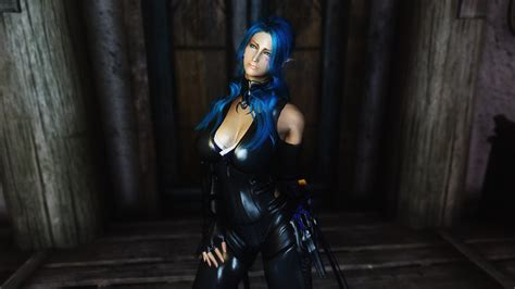 tera unp tbbp armors for skyrim unpb with bbp tbbp at skyrim skyrim