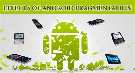 android fragmentation the entire android ecosystem is facing the chill wind of android fragmentation