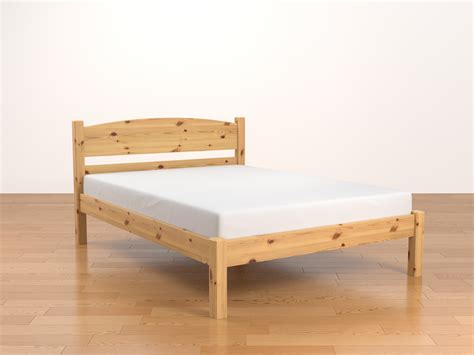 Bed Frames Adelaide Adelaide Bed New Wooden Bed With Curved Headboard Taurus Beds