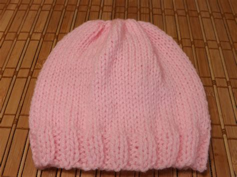 baby hats to knit with circular needle how to knit a newborn baby s hat for beginners