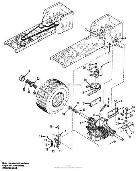 simplicity belt diagram simplicity 4212 mower engine diagram woods mower parts