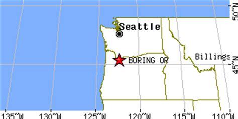 boring oregon map boring oregon or population data races housing
