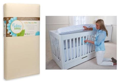 Lullaby Crib Mattress Lullaby Earth Cleveland Mattresses Baby Tyme Furniture