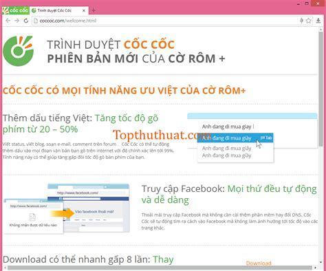 cach cai dat trinh duyet coccoc cho may tinh cach cai dat trinh duyet coccoc cho may tinh