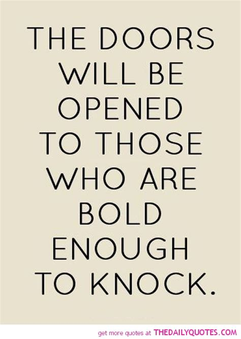 door quotes and sayings quotesgram