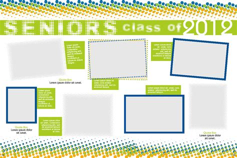download yearbook layout yearbook powerpoint template images templates exle