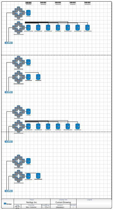 visio cluster powershell script to create visio diagram of c mode