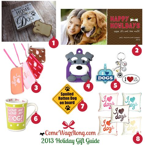 presents for dogs gift guide gifts for the and lover come wag along