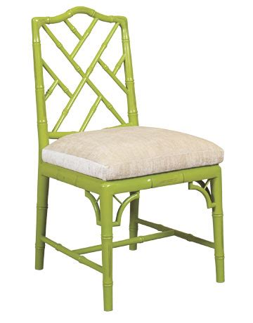 chinoiserie chic  chinese chippendale chair