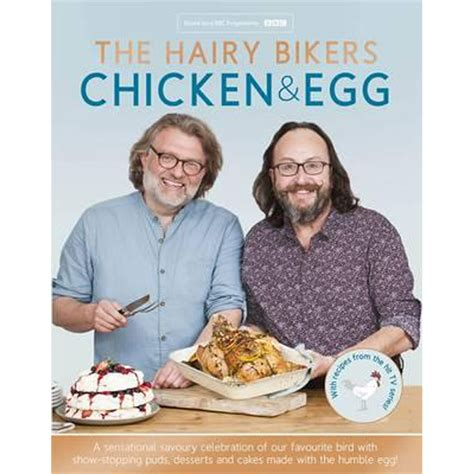 chicken egg hairy bikers 9780297609339 blackwell s hairy bikers chicken egg by dave myers celebrity chef books at the works