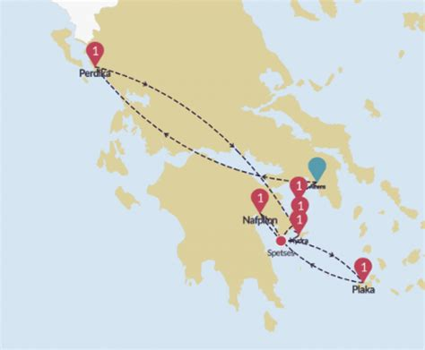greek sailing 8 day package from 949 - Greece Sailing Packages