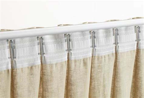curtain gathering tape ikea pleating heading curtain tape white sewing gathering