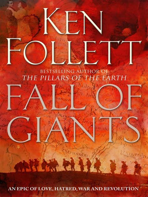 fall of giants century fall of giants by ken follett the books we love