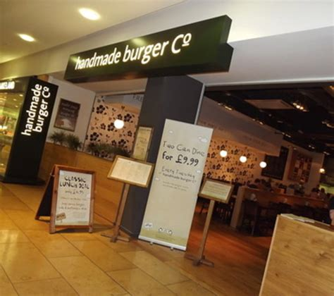 Handmade Burger Co Solihull - handmade burger solihull restaurant reviews phone