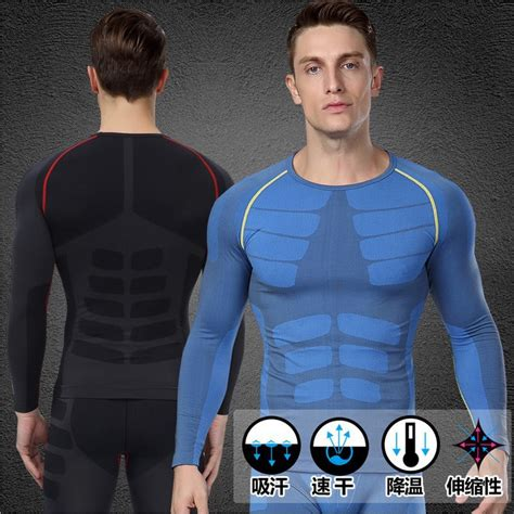 Tshirt Kaos Armour 1b mens youths sleeve sports armour compression fitting base layer t shirts