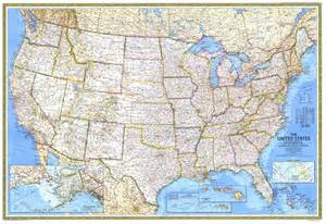 national geographic united states map national geographic united states map 1987 maps