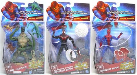 The Amazing Whipping Web Line Hasbro amazing spider man 6 inch figures revealed youbentmywookie