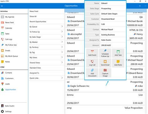 layout web mobile mobile release on august 09 2017 windows crm apptivo