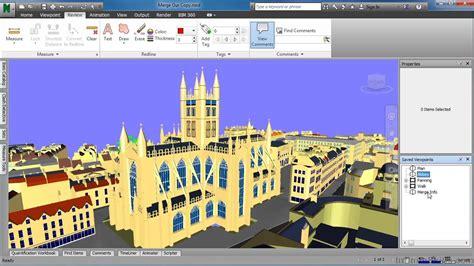 autocad navisworks tutorial autodesk navisworks 2015 tutorial merging projects