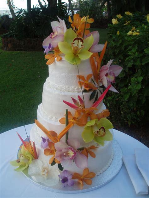 luau wedding cakes wedding cake photos