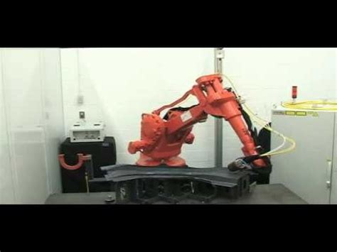 Robots Without Lasers abb robotics laser cutting